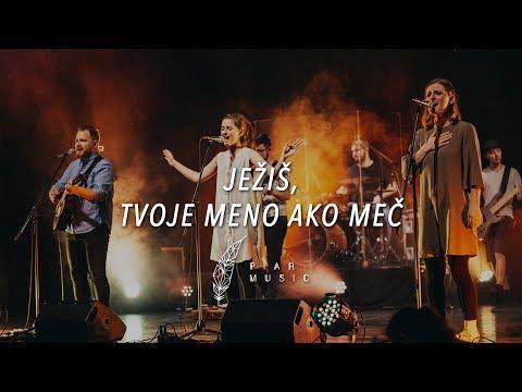 Ježiš, Tvoje meno ako meč (Live) - JEDEN - Piarmusic