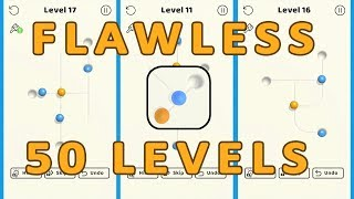 Marbleous 3D - Flawless 50 Levels - Gameplay