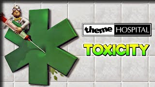 Toxicity – Theme Hospital Gameplay – Live Stream Footage Part 1