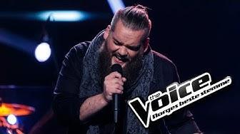 Thomas Løseth - Fix You | The Voice Norge 2017 | Live show