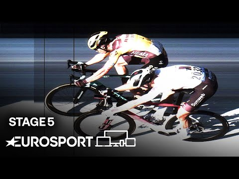 Tour de France 2020 - Stage 5 Highlights | Cycling | Eurosport