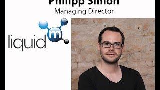 Interview de Philipp Simon, MD de LiquidM