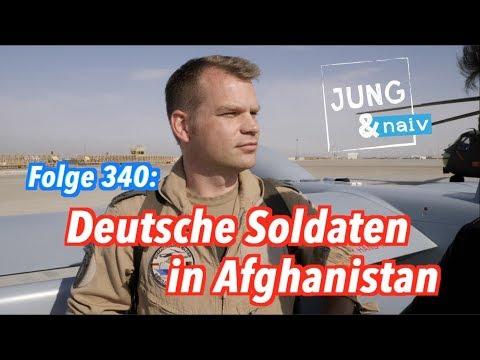 Bundeswehr-Soldaten über ihren Job in Afghanistan - Jung & Naiv: Folge 340