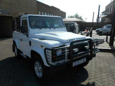 2013 LAND ROVER DEFENDER 90 Pick Up - @ Morne - 0765715213 Auto For Sale On Auto Trader South Africa