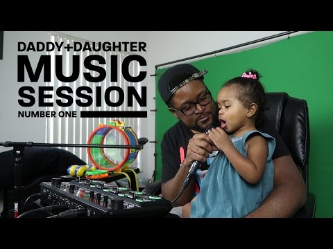 Daddy Daughter Music Session 1