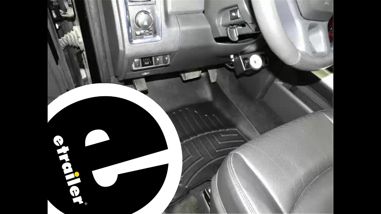 review of the weathertech front floor mats on a 2012 ram 2500
