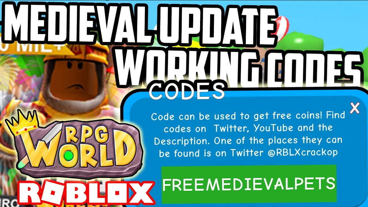 Roblox Rpg Simulator Editor For Coins - New Roblox Codes ...
