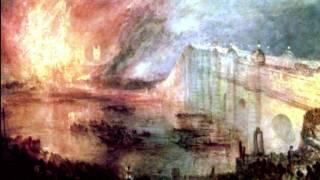 """William Turner - Pintor romántico - Música: Debussy """"Claro de Luna"""""""