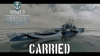 World of Warships - Carried