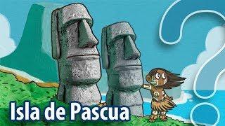 ¿Quién habitó la Isla de Pascua? - CuriosaMente 167