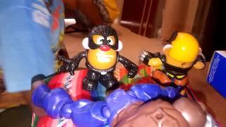 Dylan y sus juguetes