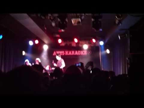 """Gregorio Molinero, """"Suspicious Minds"""", Anti-Karaoke Barcelona"""