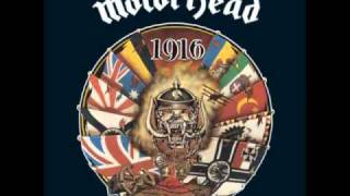 Motörhead - 1916 from 1916 (1991) Lyrics 16 years old when I went t...