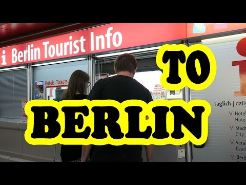 Berlin Tegel Airport to City Center - Hauptbahnhof & Alexanderplatz