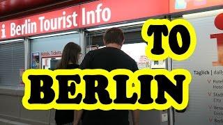 Berlin Tegel Airport to City Center - Hauptbahnhof & Alexanderplatz