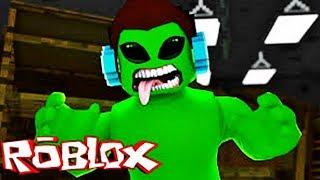 ATTAQUE D'ALIEN !   Roblox !
