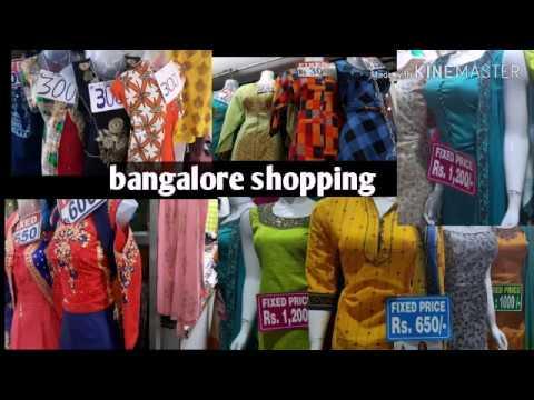 Bangalore alankar plaza shopping /bangalore majestic alankar plaza shopping haul