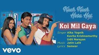 Koi Mil Gaya Best Song - Kuch Kuch Hota Hai|Shah Rukh Khan,Kajol, Rani|Udit Narayan