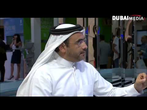 Virtual world discussion  - GITEX 2014 - Ziad Alshobaki - Dubai media prime show