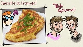 Omelete Du Fromage Feat. Felipe Castanhari