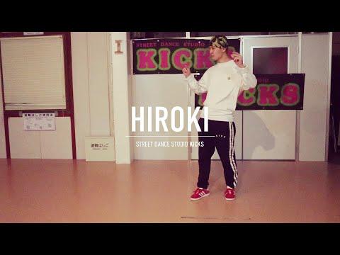 Street Dance Studio KICKS - HIROKI