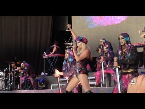 Kesha Warrior LIVE Houston