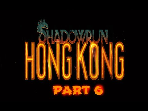 Shadowrun Hong Kong Gameplay/Lets Play Episode 6: Enter the Matrix