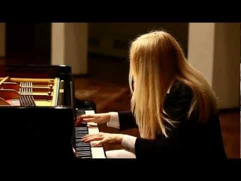 Valentina Lisitsa - Beethoven Sonata ao Luar  op. 27 # 2 Mov 3