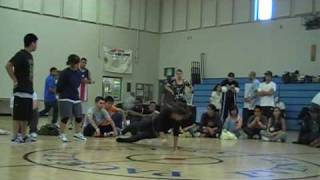Sole Mates 2009 - Keith (AoV) & Maz vs Morpheus (Cloud 9 Tribe) & Dorine [Bonnie & Clyde Semi]