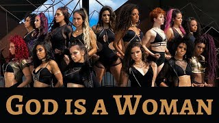 God is a Woman - Ariana Grande/ Coreografia / Jessica Barros