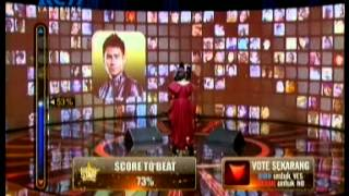 Grand Final The Rising Star Indonesia: Indah Nevertari - Come n Love Me