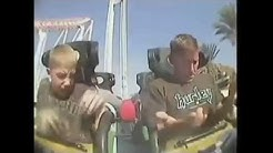 ROLLER COASTER ACCIDENT: Xcelerator Cable Snap at Knott's Berry Farm