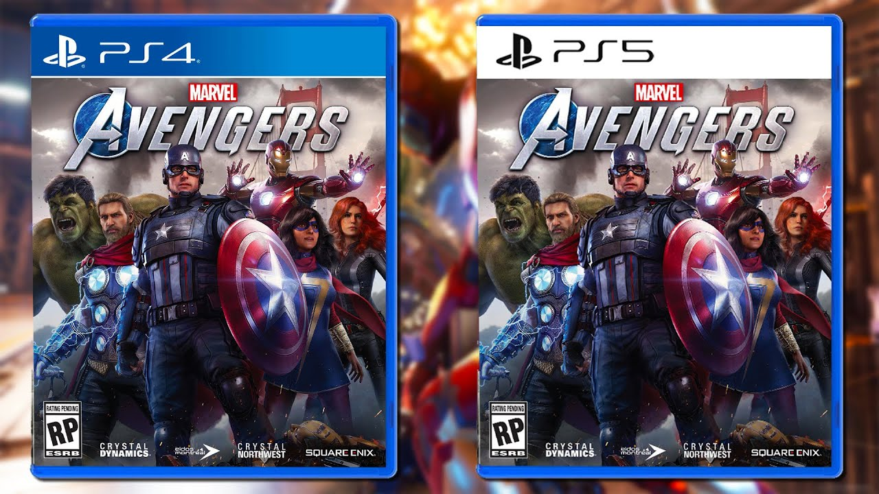 Marvel's Avengers is coming to PS5 & Xbox Series X! - YouTube