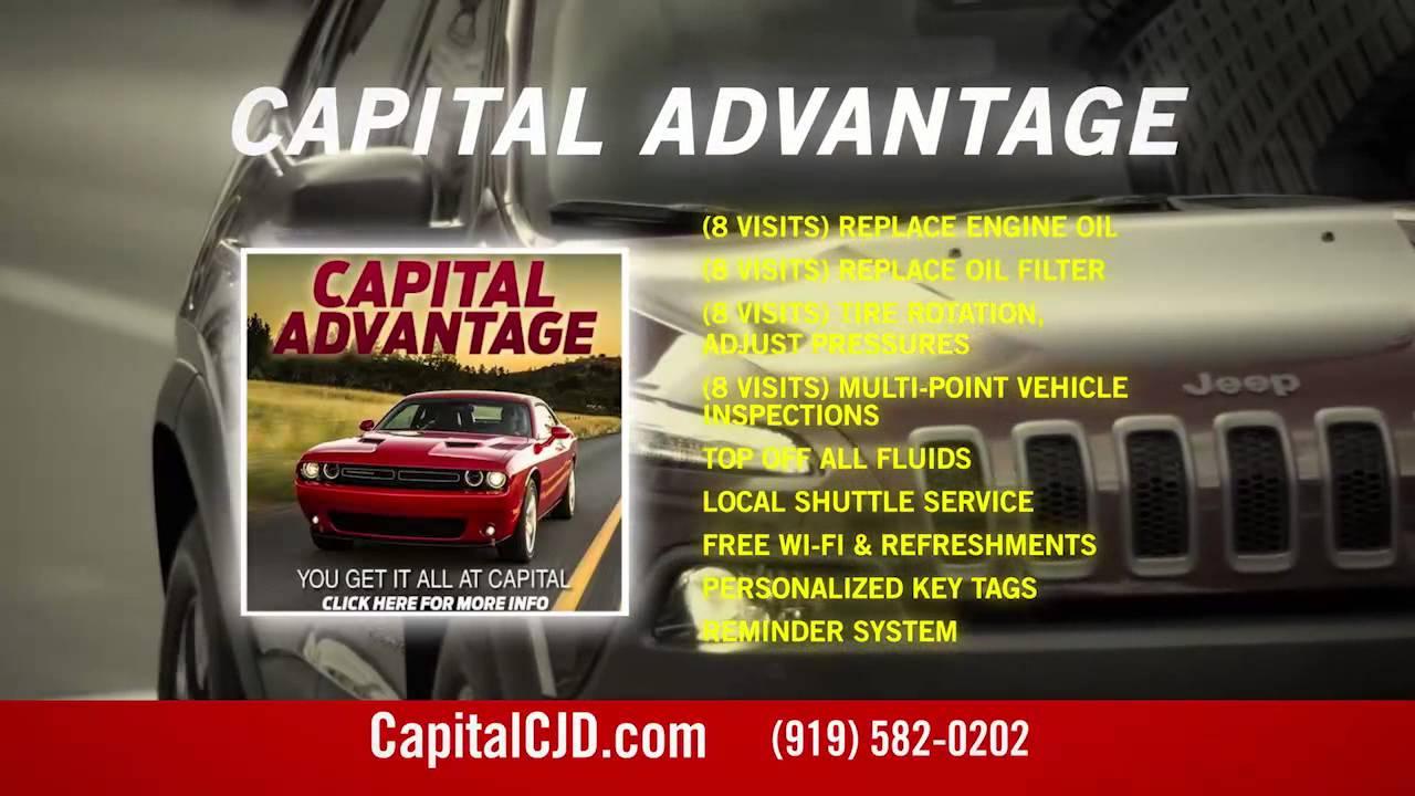 Capital Chrysler Jeep Dodge Ram Shop Here Jeep Aug