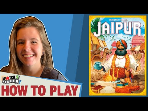 Jaipur - How To Play