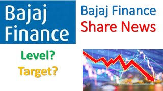 Bajaj Finance Share News | Target Price  | Buy | Hold | Sell | Share Market News | Long Term Invest