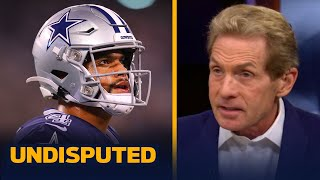 The Cowboys' window has closed to make a deal with Dak Prescott — Skip | NFL | UNDISPUTED