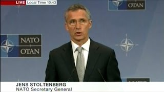 Nato Chief Says Russian Incursion Into Turkish Airspace Does Not Appear Accidental!