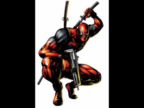 Marvel vs Capcom 3 - Deadpool Sound Clips