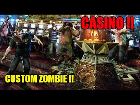 Custom Zombie Map (WaW) - CASINO! | Episode #18 [FR]