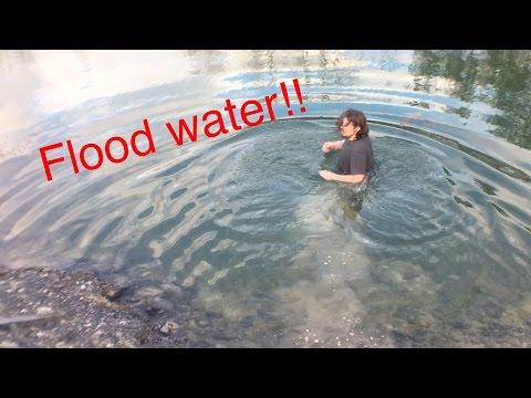 FLOOD WATER! - Exploration Part 1