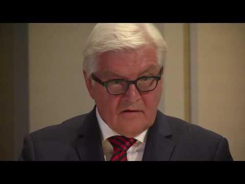 Der Westfälische Frieden als Denkmodell für den Mittleren Osten - 2: Vortrag Frank-Walter Steinmeier