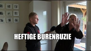 Wie is de schuldige in deze slopende burenruzie?