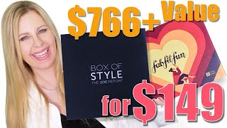 FabFitFun VS. Rachel Zoe Box Of Style | $50 vs. $100 Lifestyle Unboxing & Review | Giveaway (CLOSED)