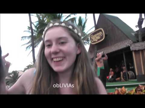 Valley Catholic Choir Hawaii Trip Part Eight: The Luau!