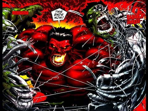 The origin of red hulk youtube - Pictures of red hulk ...