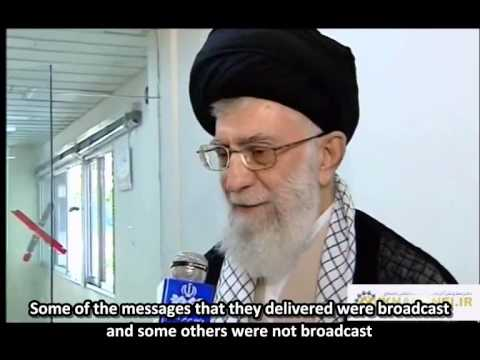 Ayatullah Khamenei's Interview after being discharged from the Hospital 15 Sep 2014 (English Sub)
