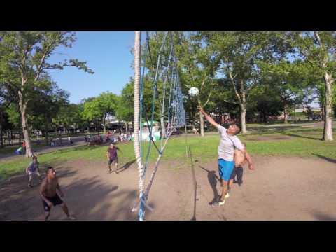 Ecua Volley - June 18, 2017 (Flushing Meadows Corona Park)