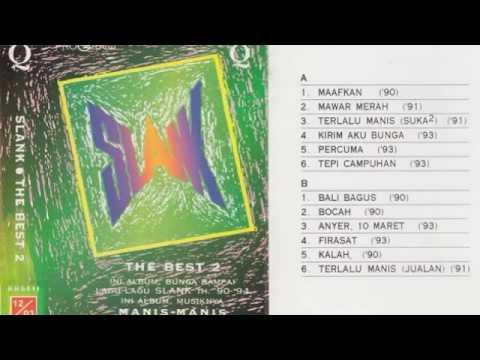 (FULL ALBUM) SLANK THE BEST 2 (1994)