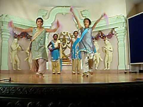 Suvvi Suvvali dance by Miami Kids